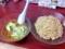 20110628の夕食。来夢来人。坦々冷つけ麺。