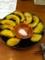 20110727の夕食。トアル食堂。アボカドの天ぷら。