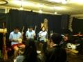 20110731の音楽。Big Apple。ヒョウタン総合研究所。