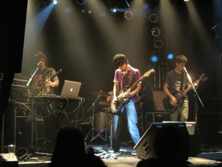 20110812の音楽。club hare-brained unity。