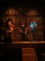 20110818の音楽。雲州堂。IORhythm -イオリズム-。瀬戸さんと田島さん、飛