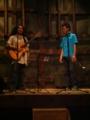 20110818の音楽。雲州堂。IORhythm -イオリズム-。瀬戸さんと田島さん。