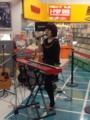 20111023の音楽。タワーレコード京都店。印象派。