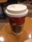 20111126の飲み物。スターバックスラテ。