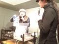 20120218の音楽。神戸テクミー。オカノさんと安井さん。