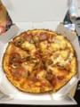 20120318の食事。ドミノピザ。