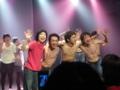 20120331の演劇。インデペンデントシアター2nd。男肉 Du Soleil。