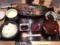 20120406の夕食。とろ家。日替わり定食。