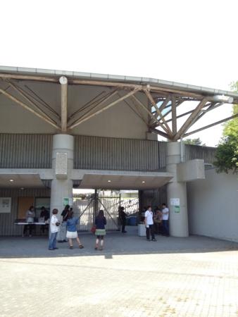 20120519の音楽。服部緑地公園。野外音楽堂。
