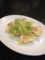 20120524の夕食。麺家いろは。餃子。