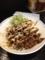 20120524の夕食。麺家いろは。豚マヨ丼。