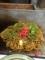 20120525の夕食。なかむら。焼きそば。
