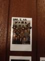 20120526のaran cafe。奈良アフターテクミー。