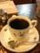 20120526のaran cafe。コーヒー。