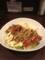 20120618の夕食。dubsta。タコライス。