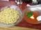 20120620の夕食。来夢来人。トマトつけ麺サマーバージョン。