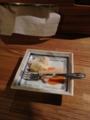 20120704の夕食。スパイスチャンバー。ピクルス。