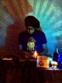 20120721の音楽。本町nu-things。安井麻人。