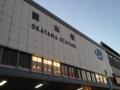 20120802の岡山駅。