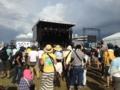 20120819の音楽。サマーソニック2012。マウンテンステージ。Death cab for cuti