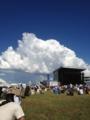 20120819の音楽。サマーソニック2012。マウンテンステージ。Passion pit。