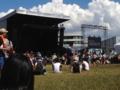 20120819の音楽。サマーソニック2012。マウンテンステージ。Crystal castels。