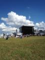 20120819の音楽。サマーソニック2012。マウンテンステージ。