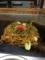 20120905の夕食。なかむら。焼きそば。