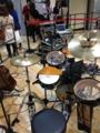 20121027の音楽。タワーレコードNu茶屋町。空中ループ。