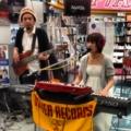 20130127の音楽。タワーレコード京都。ミナワ。