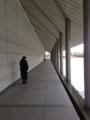 20130303の佐川美術館。