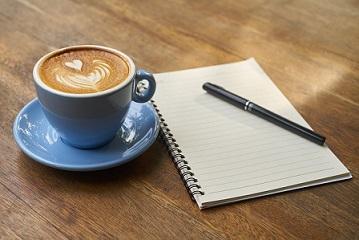 カフェで投資本レビュー
