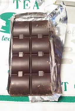 ハイプロテインチョコレート-開封