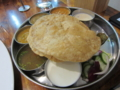 11/27:インド料理。$15.9。コスパ×