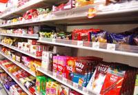 スーパーへ晩ごはんの食材を買いに行く。つい買い過ぎてしまう。ε≡≡ヘ( ゚Д゚)ノ