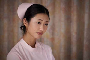 壇蜜 看護師