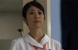 白石美帆 看護師