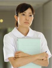 菅野美穂 看護師