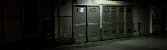 深夜2時の解剖室