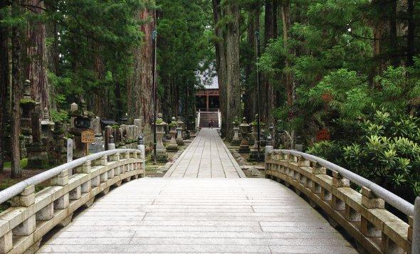 高野山金剛峰寺 奥の院