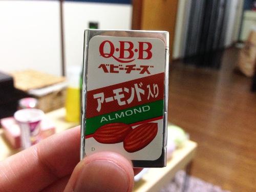 ベビーチーズ(アーモンド)