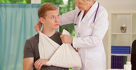 整形外科の看護師