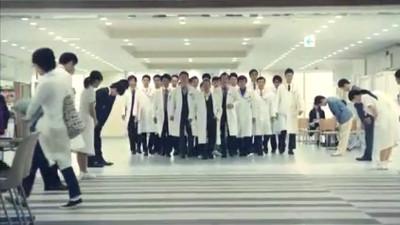 院長回診(ドクターX)