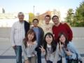 5月京大の国際交流サークルKIXSとの合同BBQ