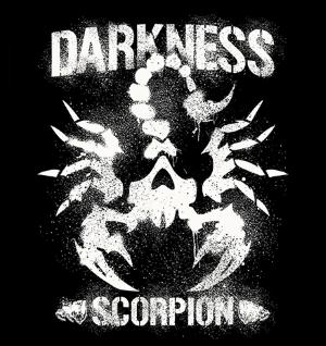 DARKNESS SCORPION Tシャツ