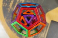 A dual pair: dodecahedron and icosahedron (Dec. 2012)