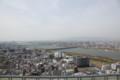 淀川河口 (Apr. 2014)