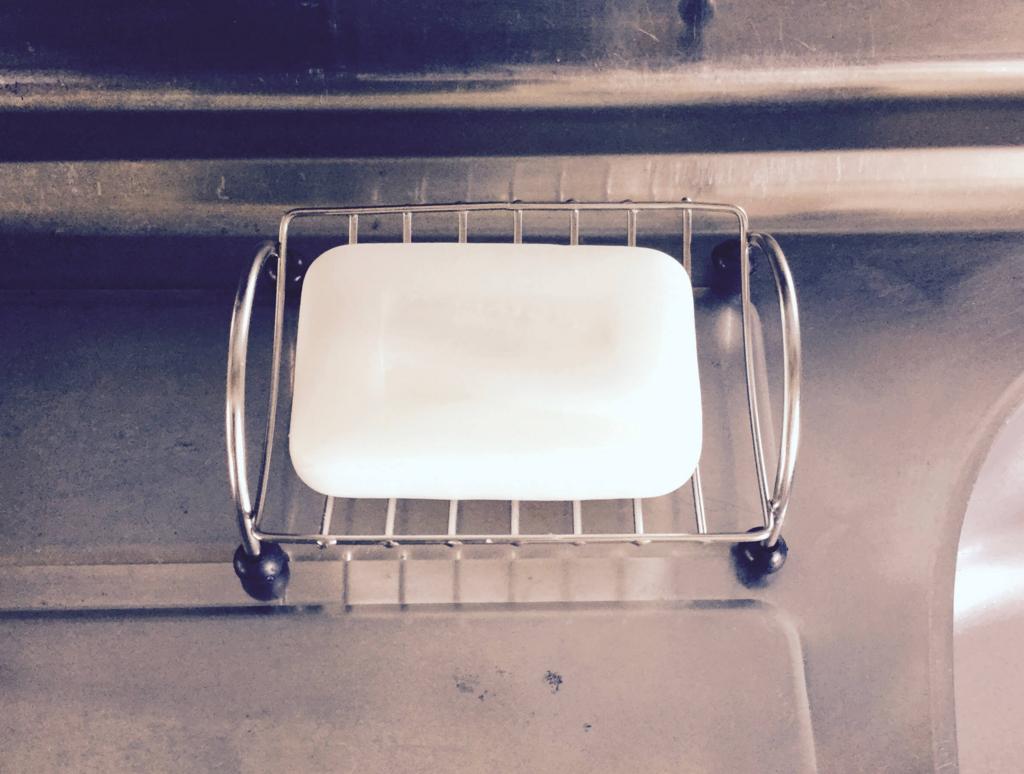 食器洗剤は固形石鹸