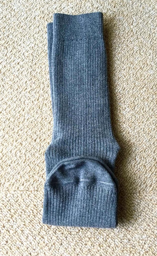 靴下の畳み方3