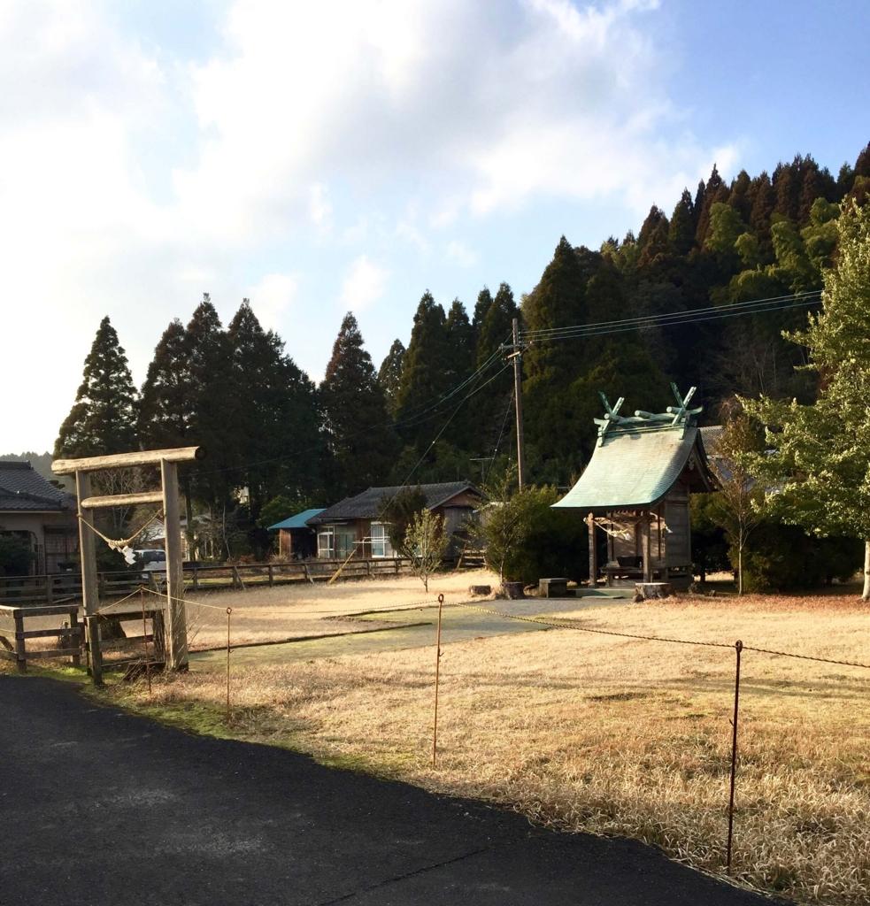 鹿児島県の猿田彦神社